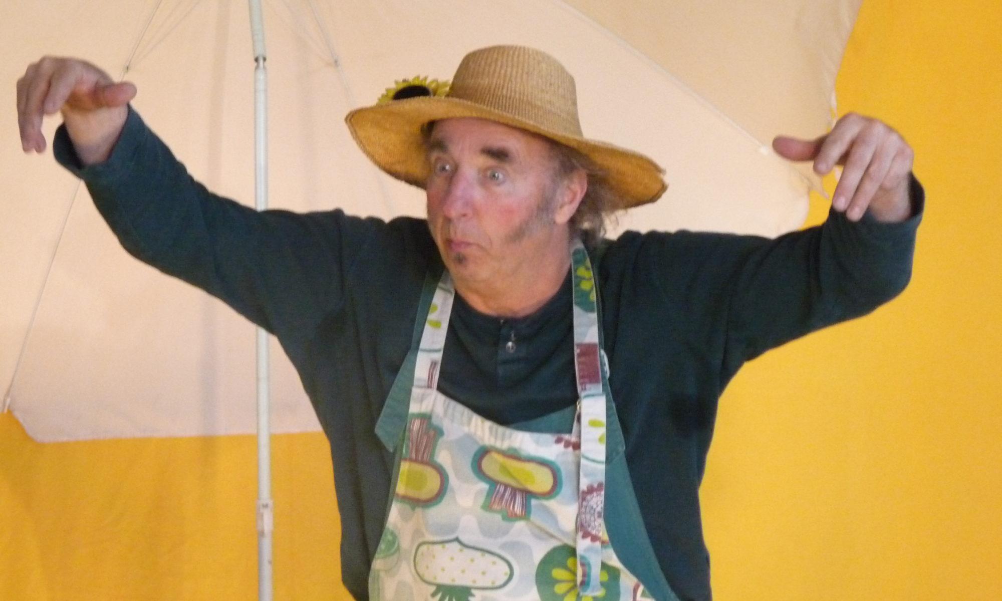 Eberhard Meinzolt comédien - clown